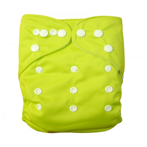 "Alva Pocket ""Neon Green"""