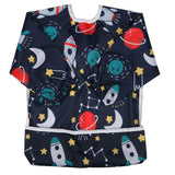 "Sigzagor Long Sleeve Bib ""Rockets"""