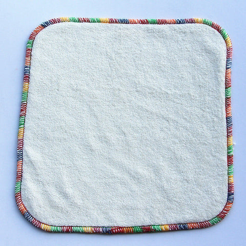 Bamboo Terry Cloth Wipes 5-pack