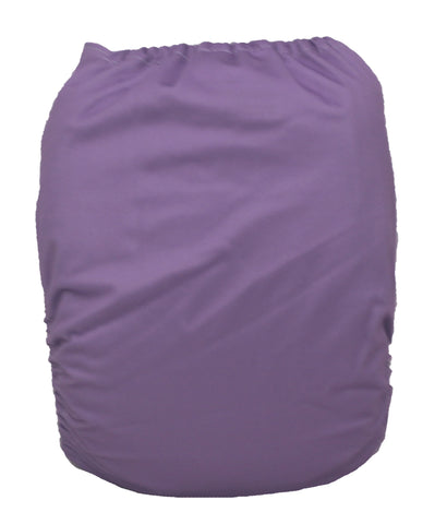 "Fluffy Penguin Basic Pocket ""Lavender"""