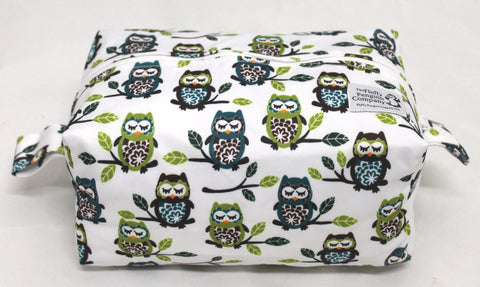 "Diaper Pod ""Big Owls"""