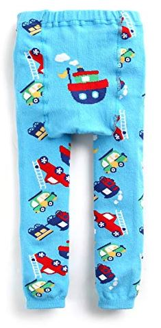 "Eva & Elvin Pants ""Boats and Trucks"""