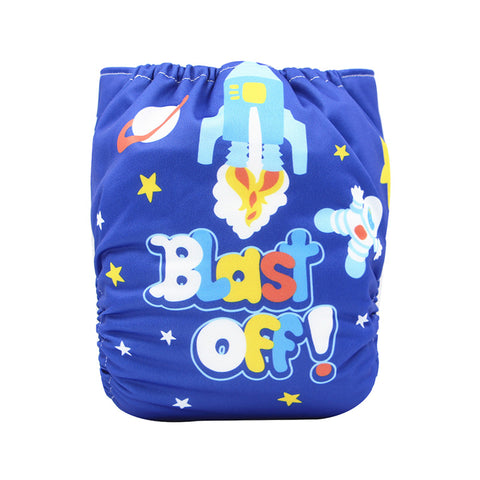 "YiFashion Pocket  ""Blast Off!"""