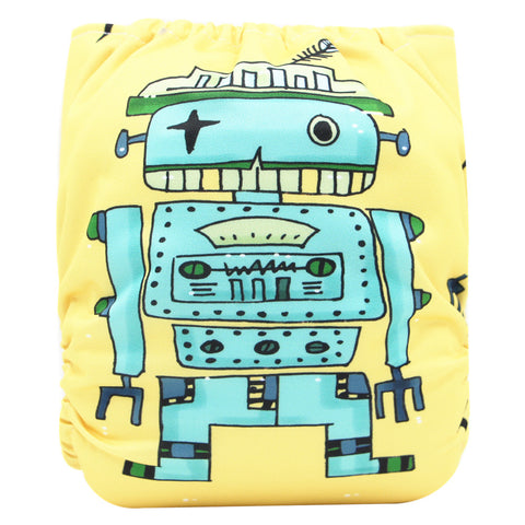 "YiFashion Pocket  ""Big Robot"""