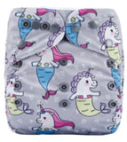 "AnAnBaby Pocket ""Unicorn Mermaids"""