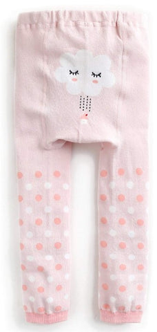 "Eva & Elvin Pants ""Dot Cloud"""