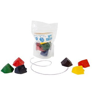 Eco-Kids Natural Crayons Dreidels