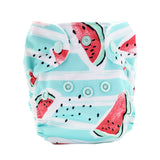 "Happy Flute Newborn AIO ""Watermelon Stripes"""