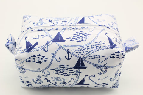 "Diaper Pod ""Boats & Anchors"""