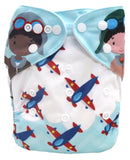 "Fluffy Penguin Pocket ""FlyBoys"""