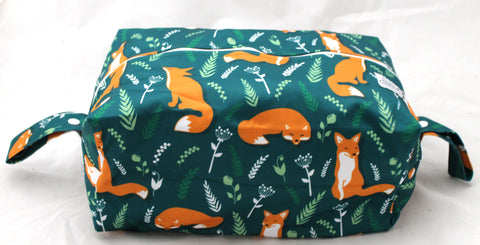 "Extended Diaper Pod ""Fox in the Woods"""