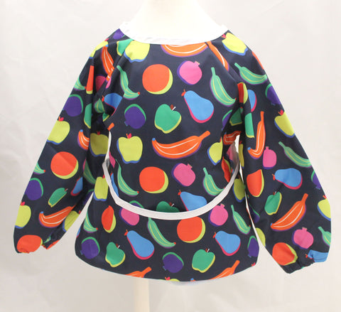 "Long Sleeve Full Bibs - ""Colorful Fruit"""