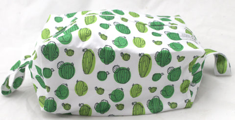 "Extended Diaper Pod ""Green Cactus"""