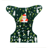 "Alva Pocket ""Christmas Santa Butt"""
