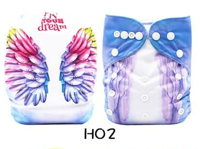 "YiFashion Pocket  ""Wings"""