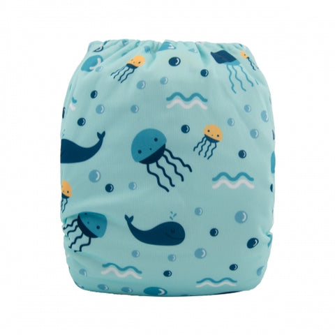 "Alva Pocket  ""Small Blue Sea"""