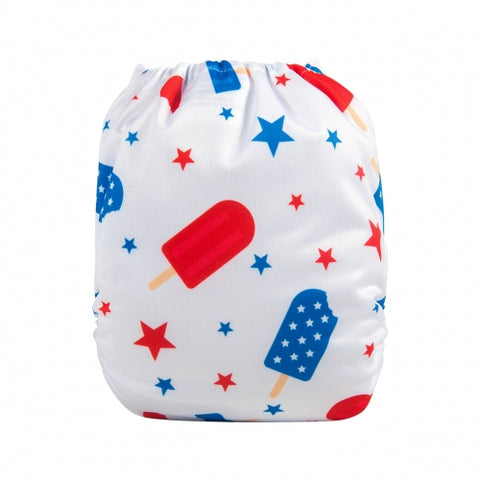 "Alva Pocket  ""Patriotic Ice Cream"""