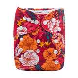 "Alva Pocket  ""Hawaiian Floral"""