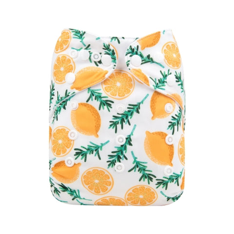 "Alva Pocket  ""Lemons And Leaves"""