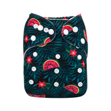 "Alva Pocket  ""Forest Watermelons"""