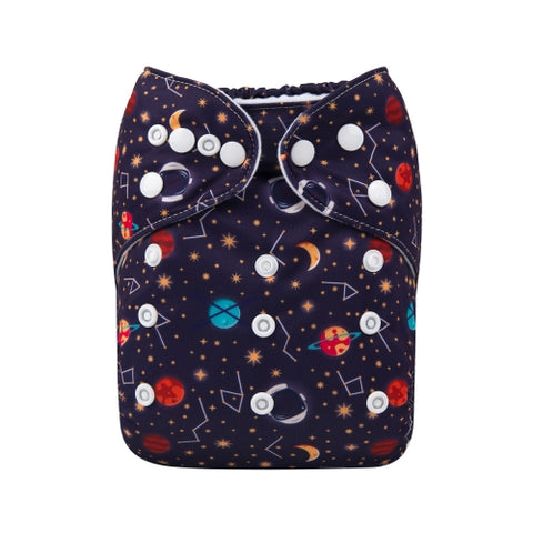 "Alva Pocket ""Spacey Planets"""