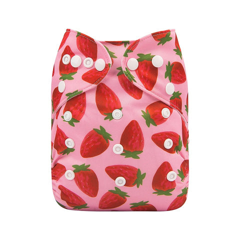 "Alva Pocket ""Juicy Strawberries"""
