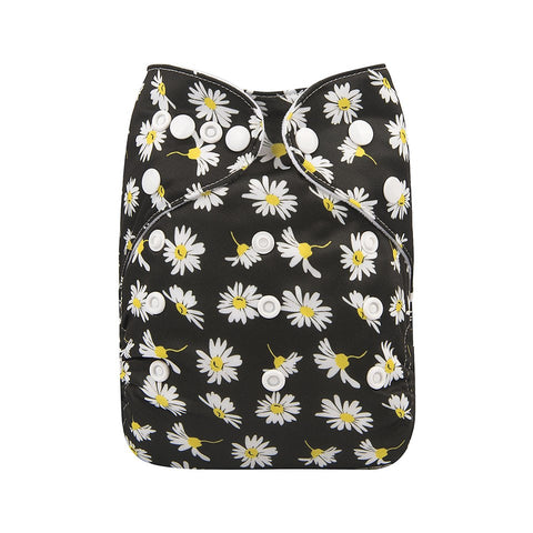 "Alva Pocket ""Floating Daisies"""