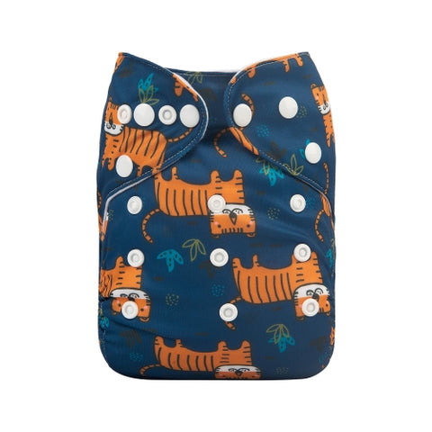 "Alva Pocket ""Tiger Time"""