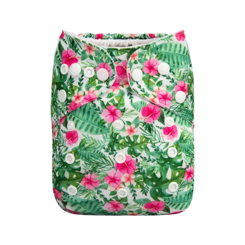 "Alva Pocket ""Tropical Bush"""