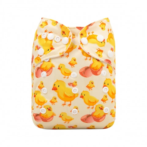 "Alva Pocket ""Baby Chicks"""