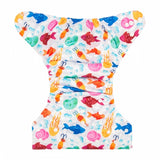 "Alva Pocket ""Cartoon Sea Life"""