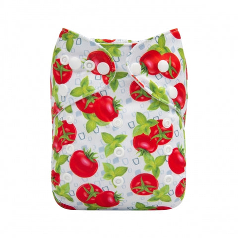 "Alva Pocket ""Tomatoes"""