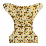 "Alva Pocket ""Happy Bees"""
