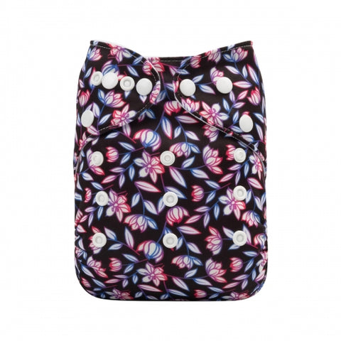 "Alva Pocket ""Gemstone Floral"""