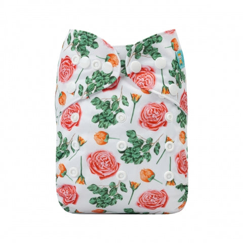 "Alva Pocket ""Pretty Rose"""