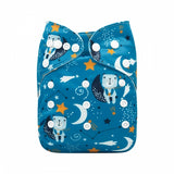"Alva Pocket ""Bear on the Moon"""
