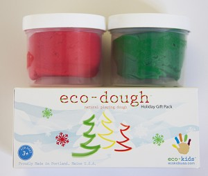 "Eco-Kids Eco-Dough 2 Pack ""Christmas"""