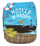 "Fluffy Penguin Snappy Ai2 ""Hooked on Daddy"""