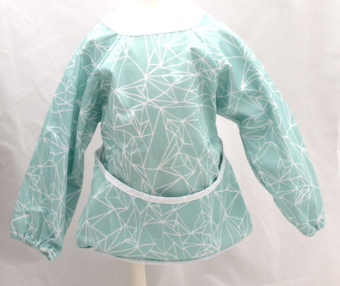 "Long Sleeve Full Bibs - ""Icey Cracks"""