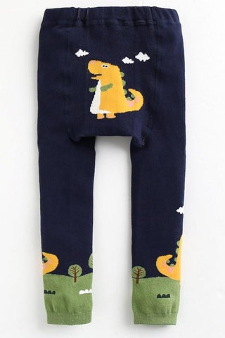 "Eva & Elvin Pants ""Joy Dino"""