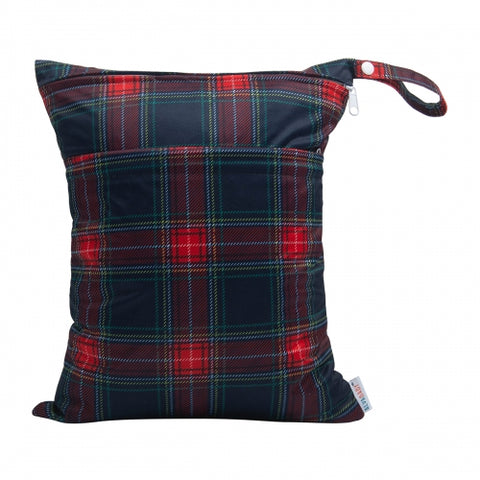 "Alva Travel Wetbag - ""Plaid"""