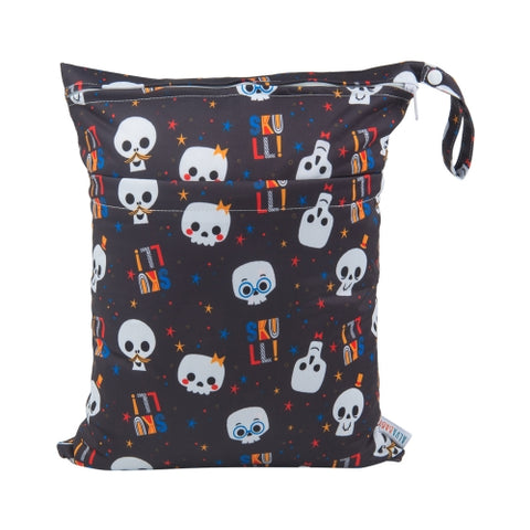"Alva Travel Wetbag - ""Skulls"""