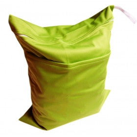 "Alva Travel Wetbag - ""Neon Green"""