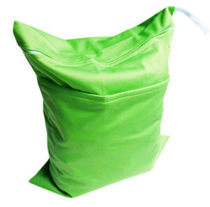 "Alva Travel Wetbag - ""Pastel Green"""