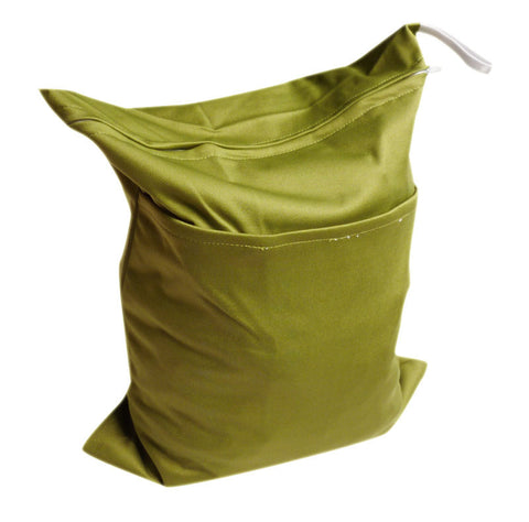 "Alva Travel Wetbag - ""Olive Green"""