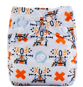 "AnAnBaby Pocket ""Fox Tic Tac Toe"""