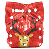 "YiFashion Pocket  ""Merry and Bright"""