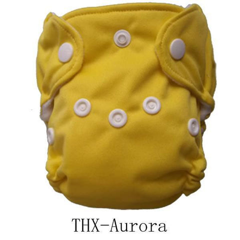 "THX Newborn All-In-One ""Yellow Aurora"""