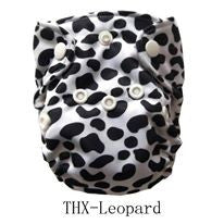 "THX Newborn All-In-One ""Leopard Spot"""