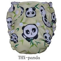"THX Newborn All-In-One ""Pandas"""